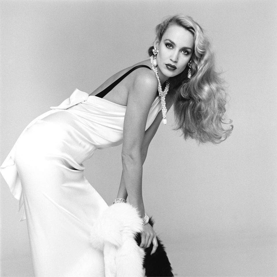 jerry hall wikipedia