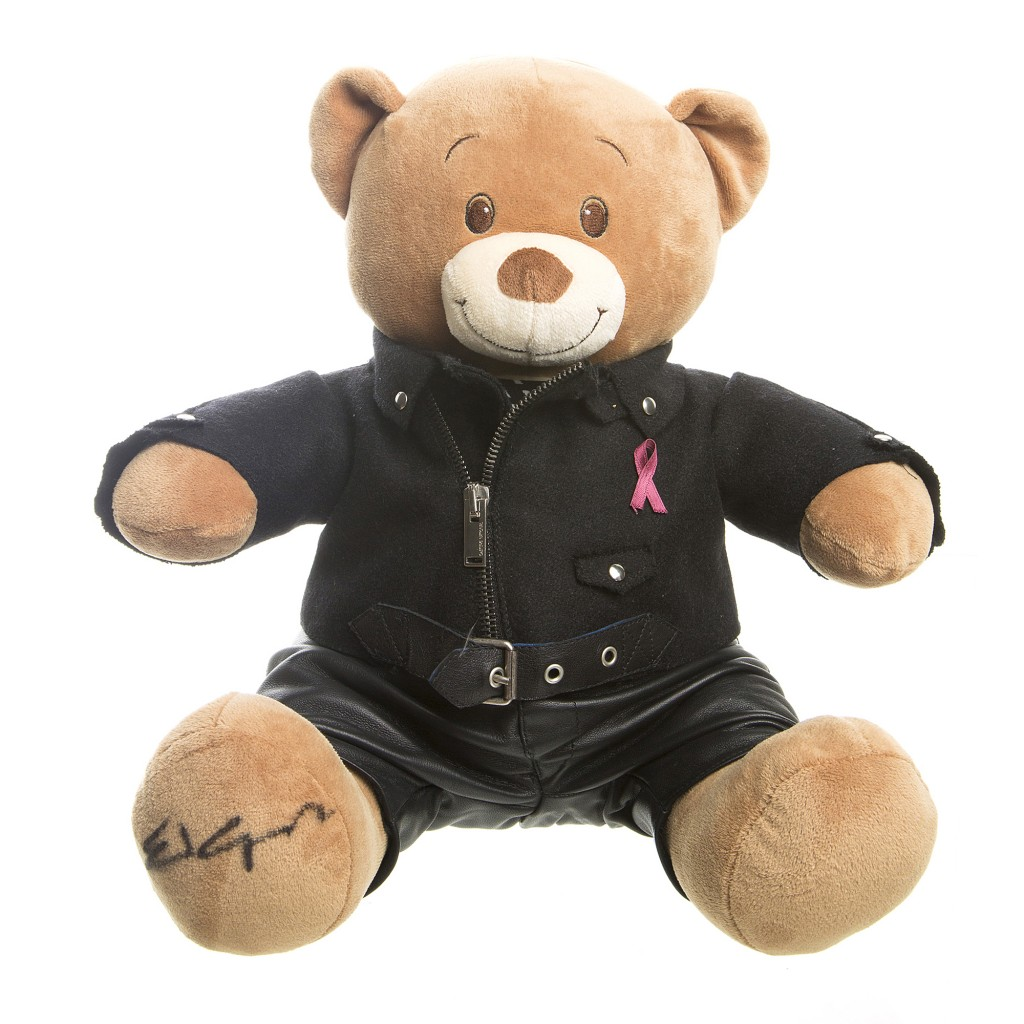 Bobbi Bear by Ennio Capasa for Costume National