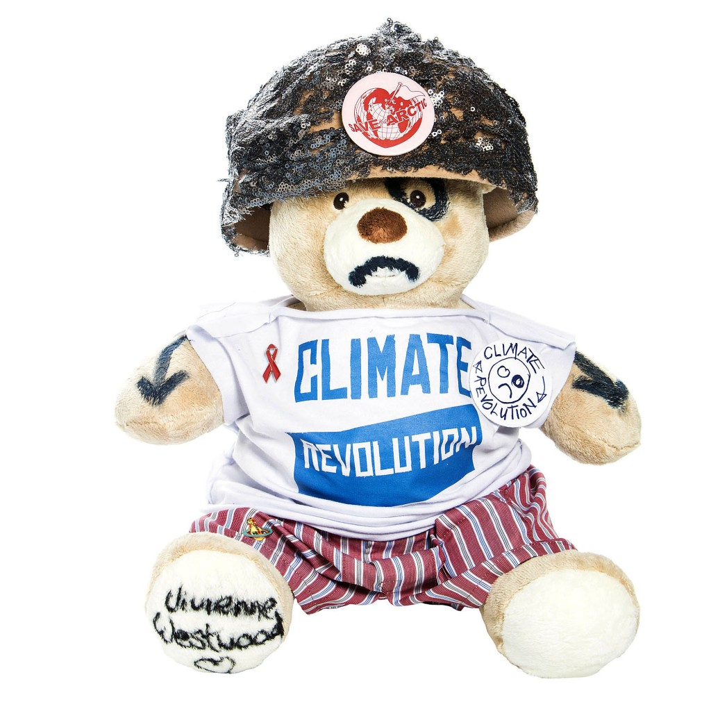 Bobbi Bear by Vivienne Westwood