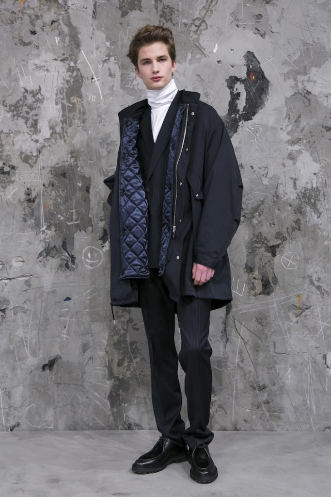 SANDRO Fall Winter 2015/16