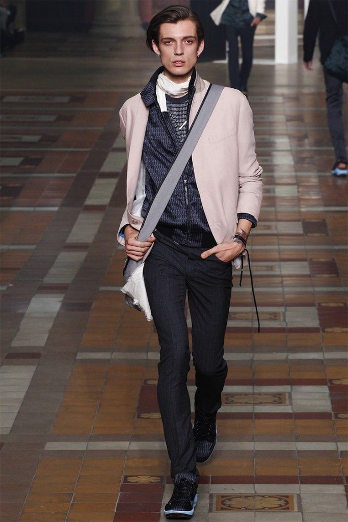 LANVIN Men Spring/Summer 2015