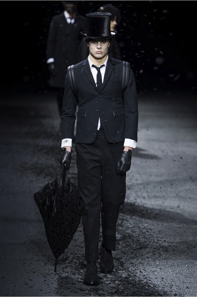 THOM BROWNE Fall Winter 2015/16