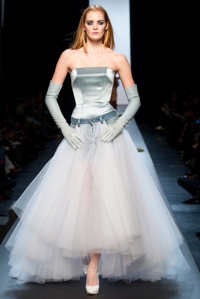 JEAN-PAUL GAULTIER HAUTE COUTURE Spring/Summer 2015