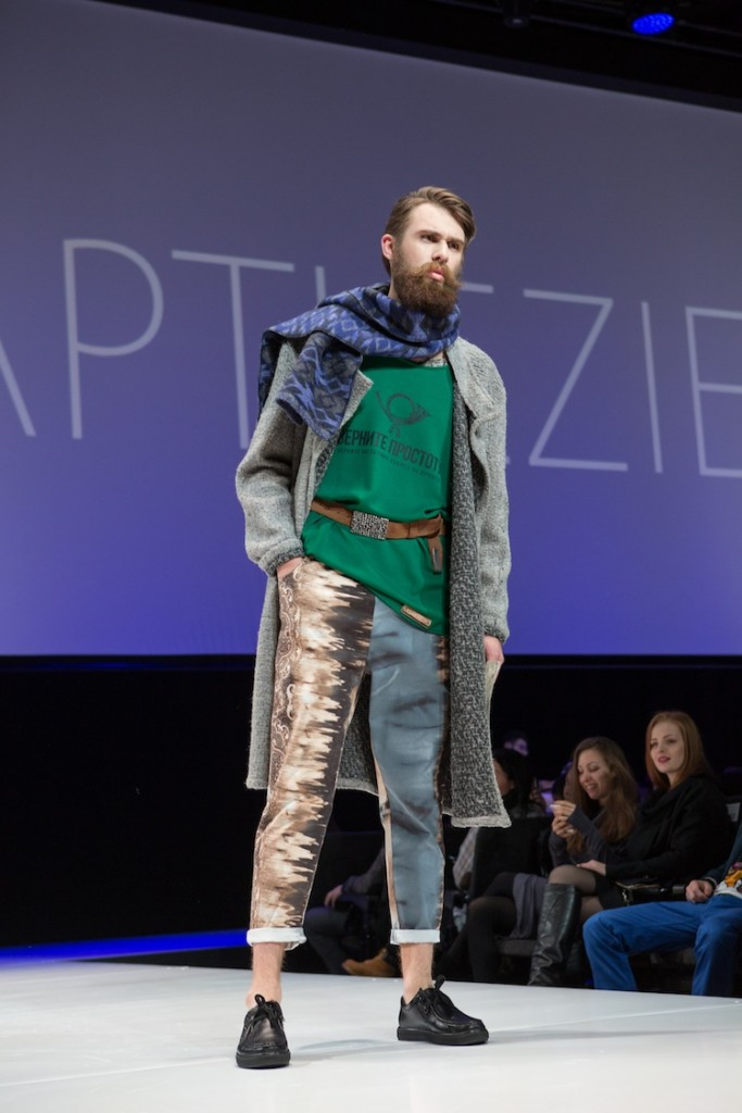 APTI EZIEV (MEN) Fall Winter 2015/16