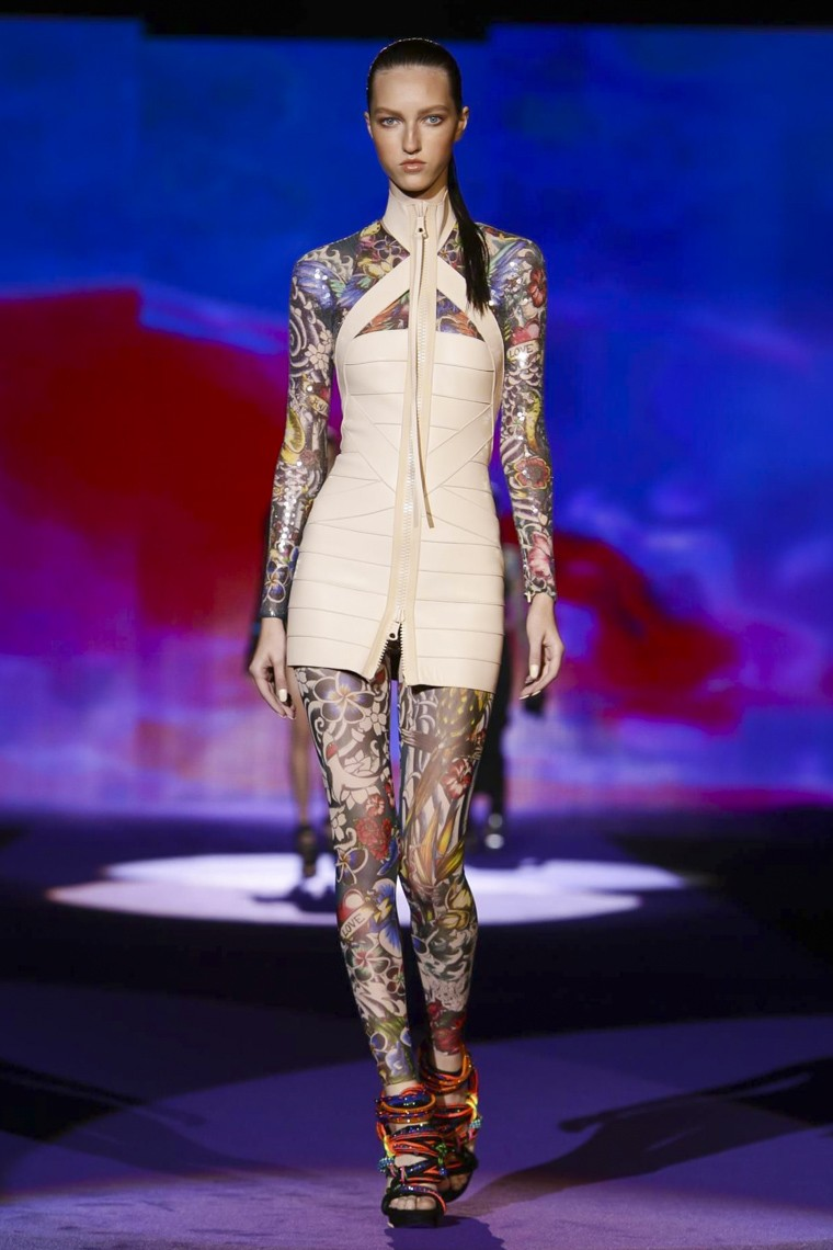 DSQUARED2 - Spring/Summer 2016
