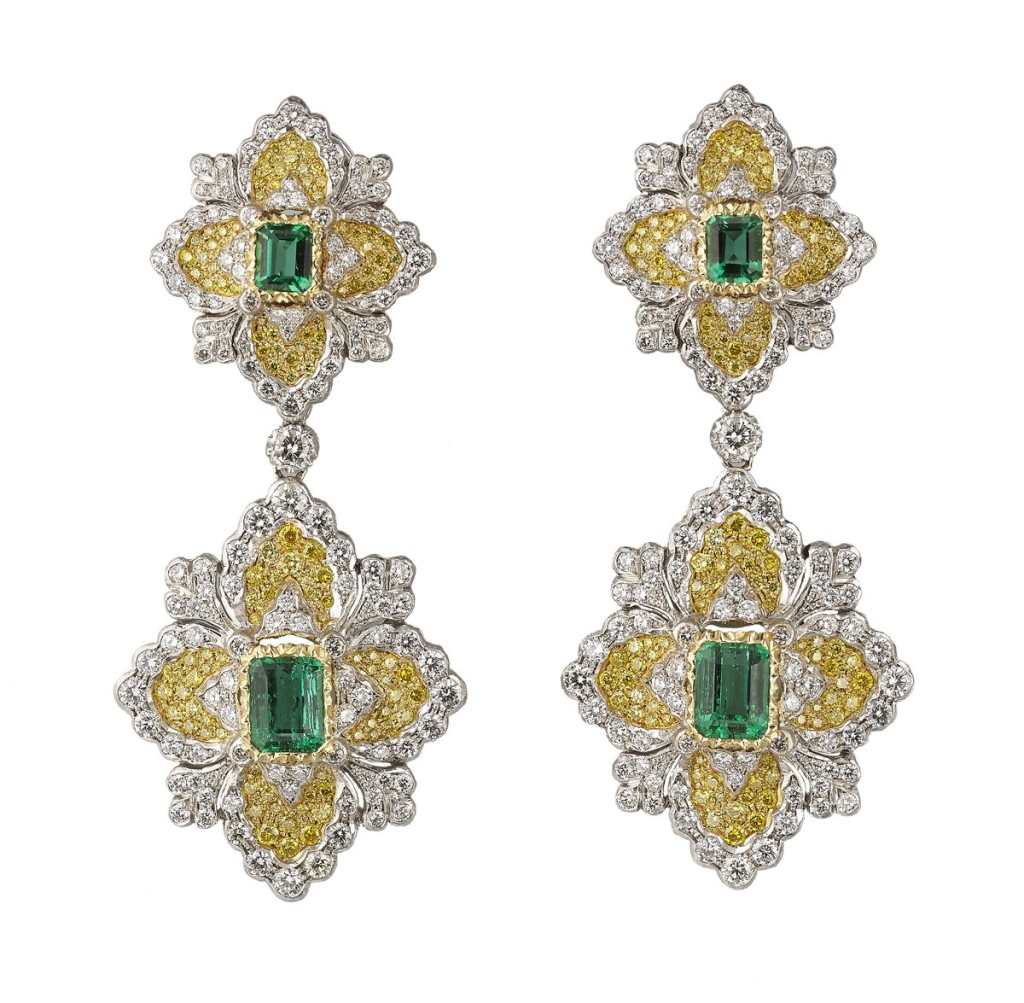 BUCCELATI HAUTE JOAILLERIE - Fall Winter 2015/16