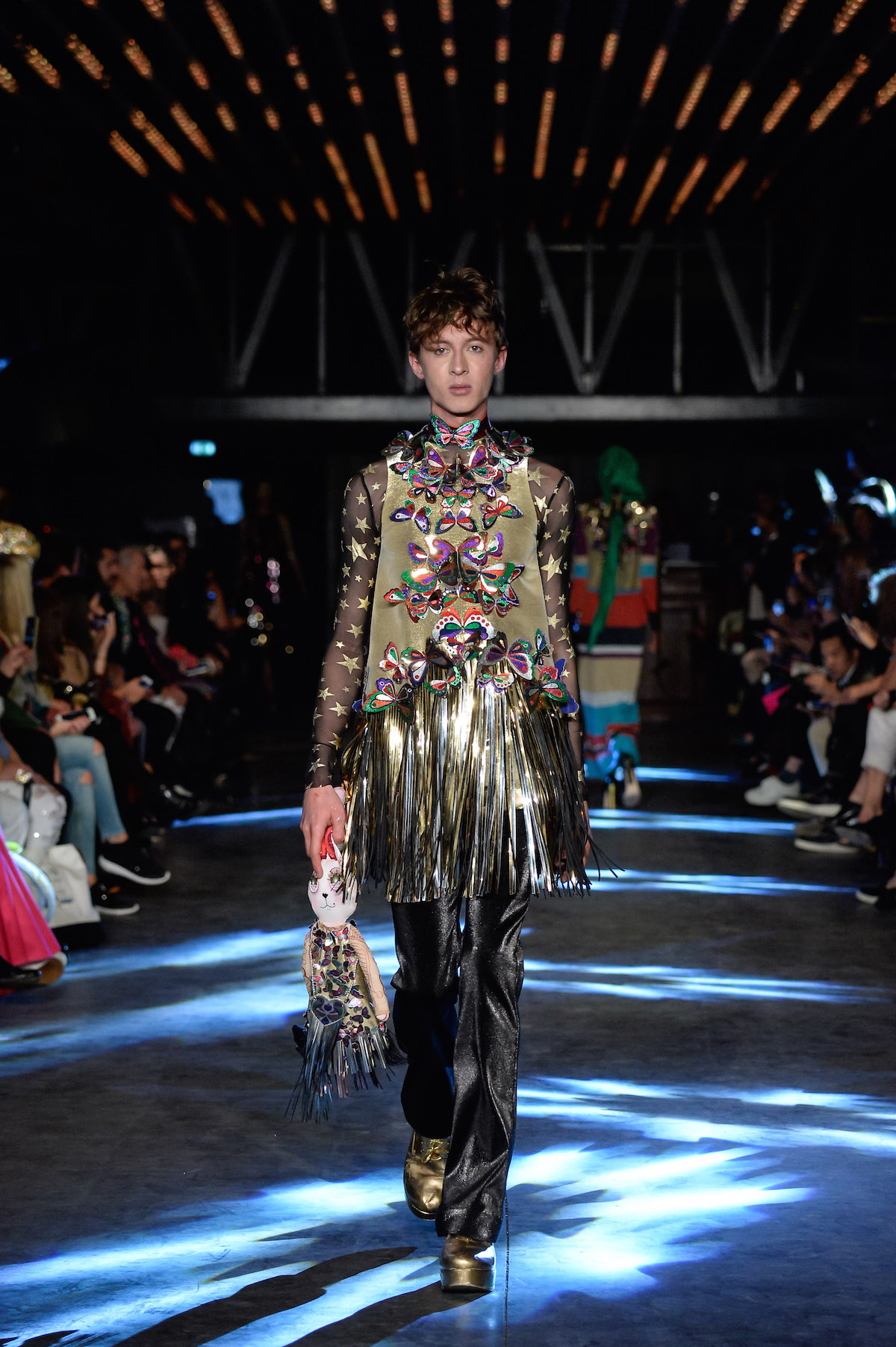 Pixelformula womenswear ready to wear prêt a porter summer 2016 Manish Arora