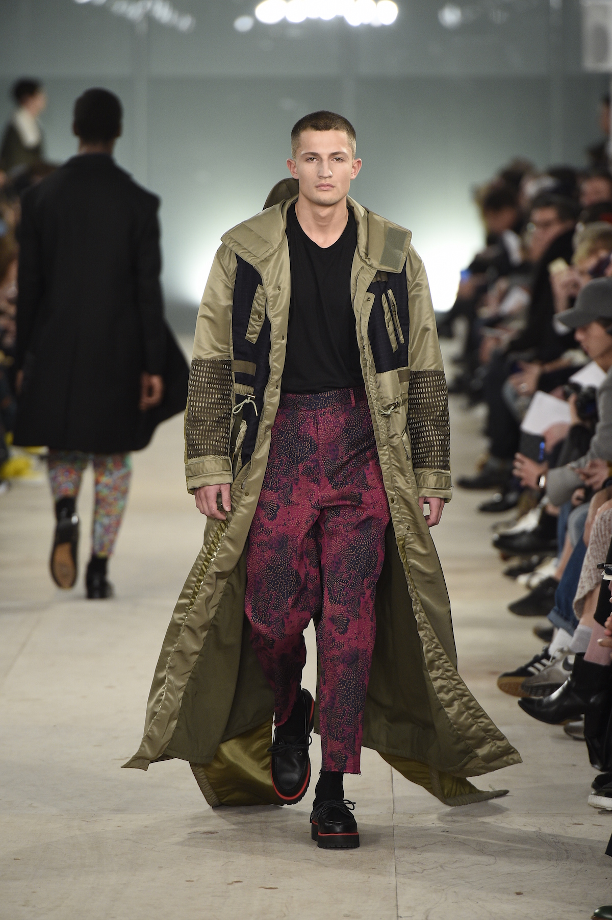 CASELY-HAYFORD - Fall Winter 2016/17