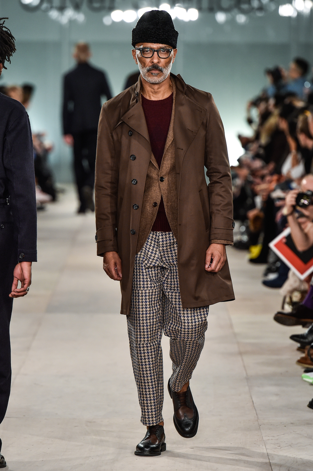 OLIVER SPENCER - Fall Winter 2016/17