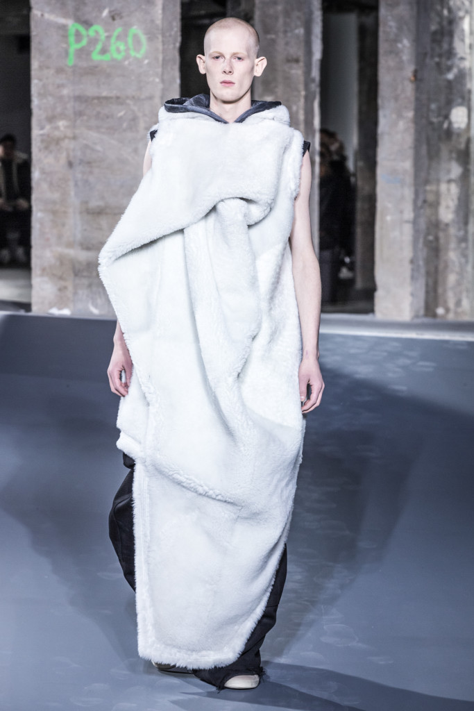 RICK OWENS - Fall Winter 2016/17