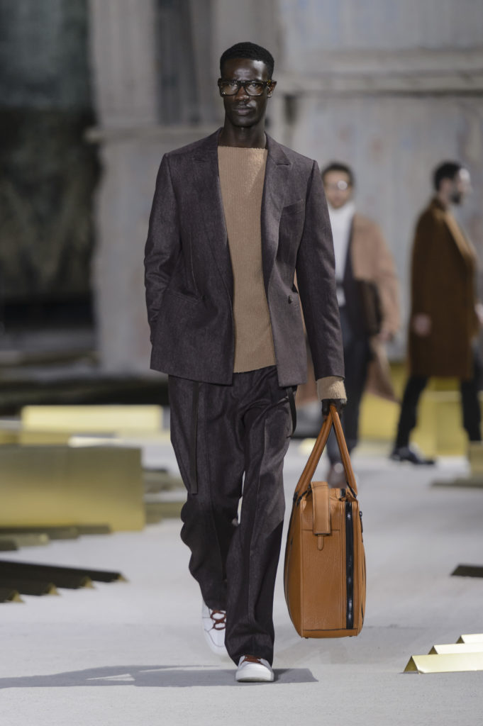 ERMENEGILDO ZEGNA AUTUMN/WINTER 2017-2018