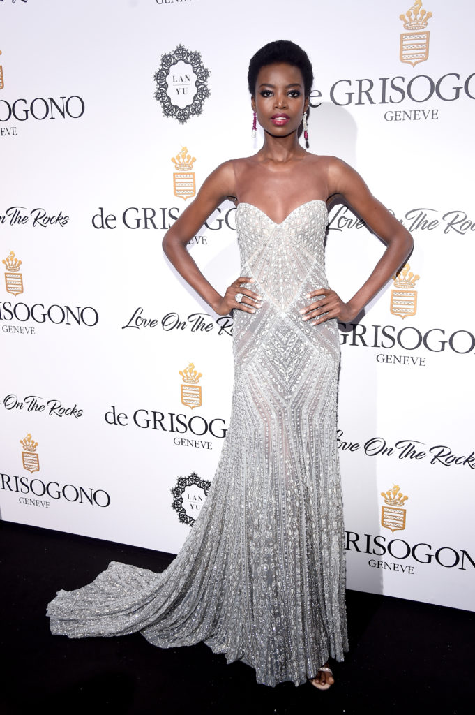 Maria Borges in Georges Hobeika in Cannes